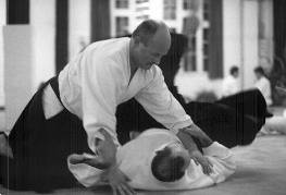 Preparatory exercise: 'kokyo ho'