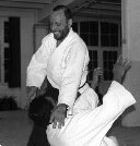 Smiling Aikido-Teacher